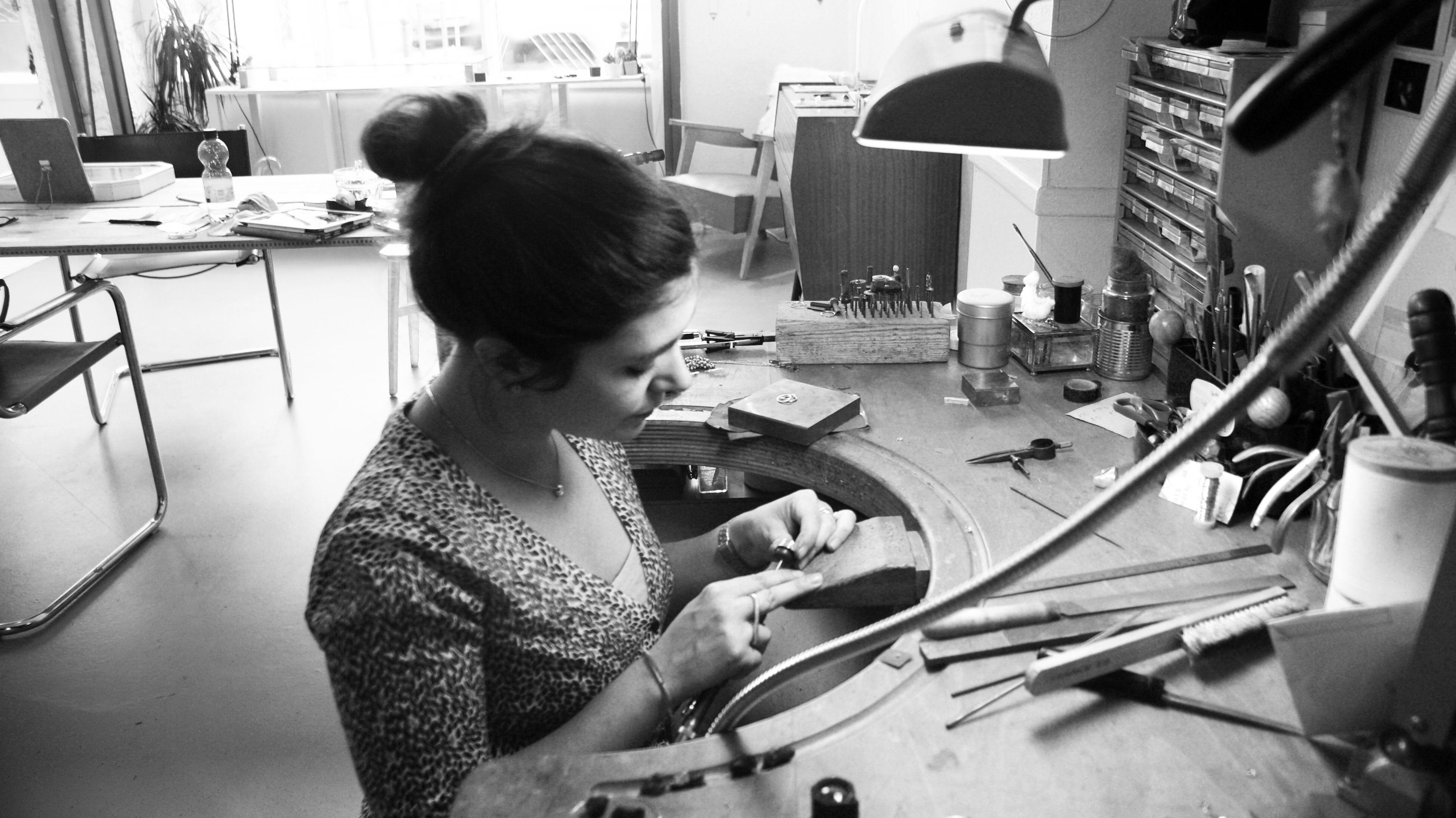 artisan créateur bijouterie joaillerie lyon
