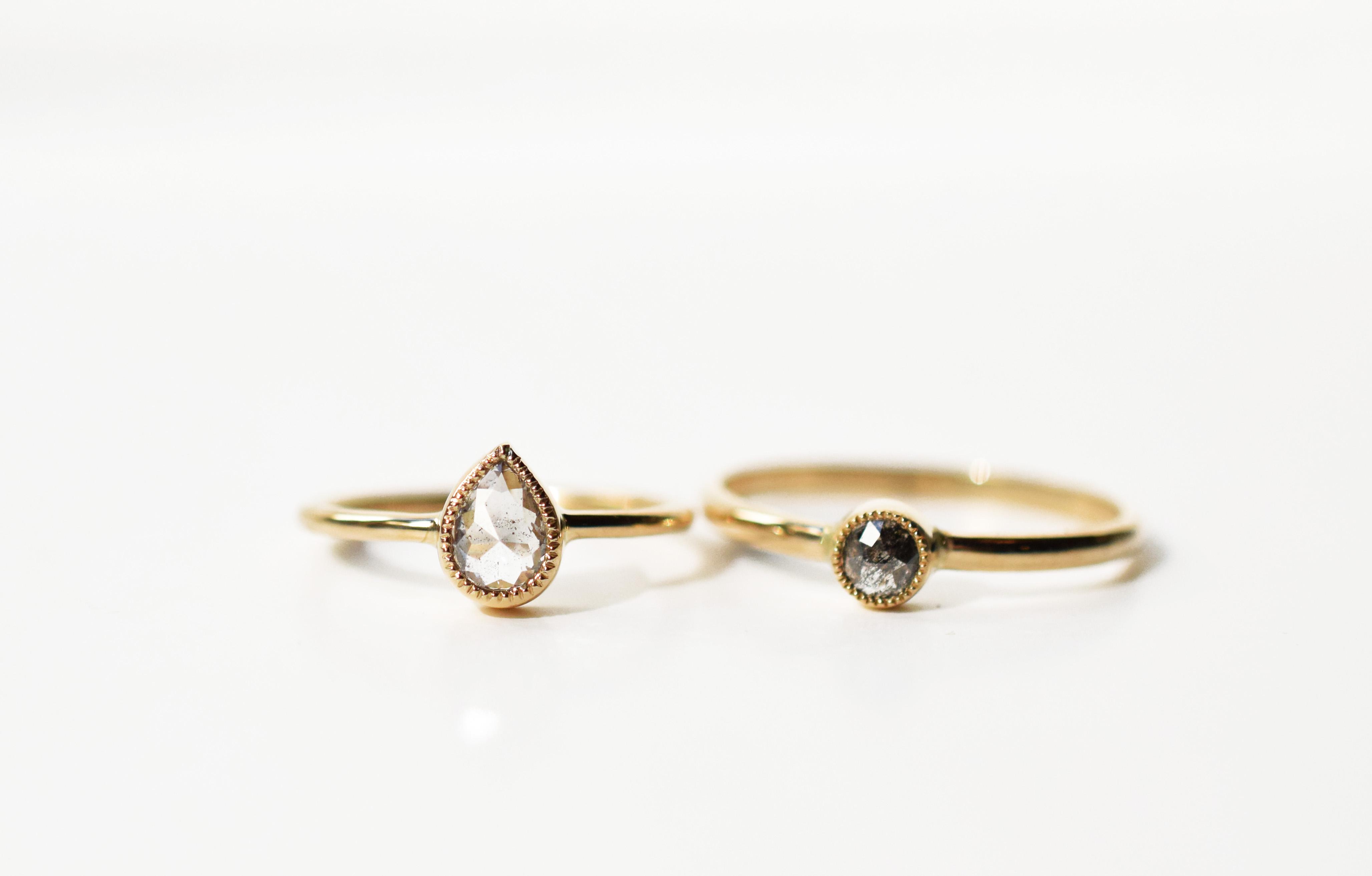 Choisir sa bague de fiançailles et son diamant.