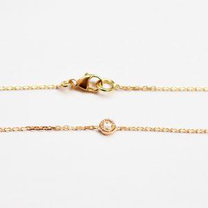 bracelet diamant mille grain or lyon fin