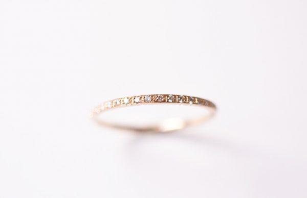 alliance bague fine diamants mariage lyon