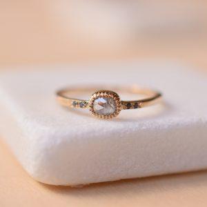 bague diamants fiançailles bijoux lyon
