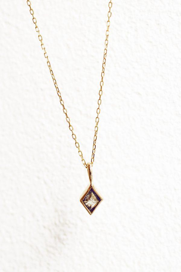 collier pendentif diamant bijoux sur mesure lyon