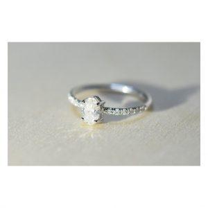 bagues de fiançailles sur mesure diamants lyon
