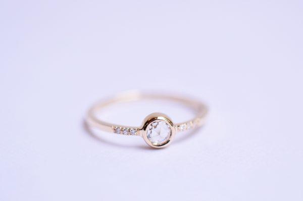 bague fiançailles diamants bijoux lyon
