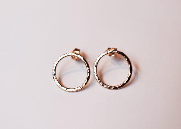 boucles d'oreilles or bijoux lyon