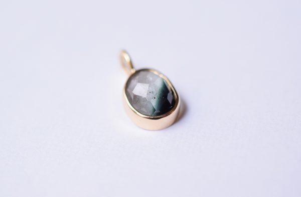 pendentif collier tourmaline bijoux lyon