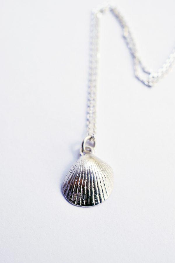 collier coquillage argent bijoux lyon