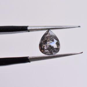 Diamant poivre et sel